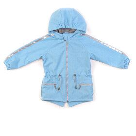 """Детская мембранная куртка """"Капелька, бирюза"""""""
