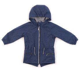 """Детская мембранная куртка """"Капелька, синяя"""""""