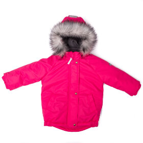 """Детская зимняя мембранная куртка """"Чудо, цвет на выбор"""""""
